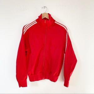 Adidas 1970 Vintage Red Track Jacket S